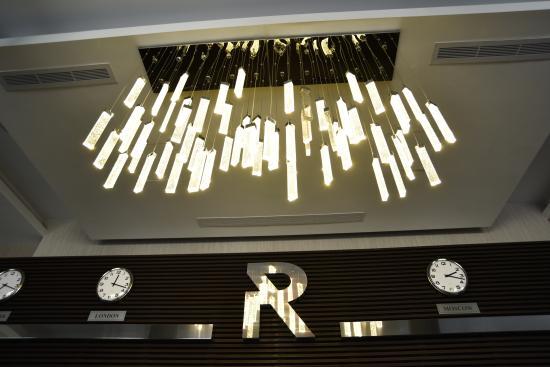Rise Hotel: Interior Details - Lobby