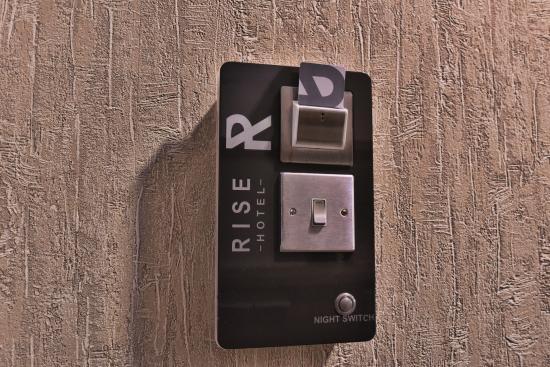 Rise Hotel: Interior Details - Rooms