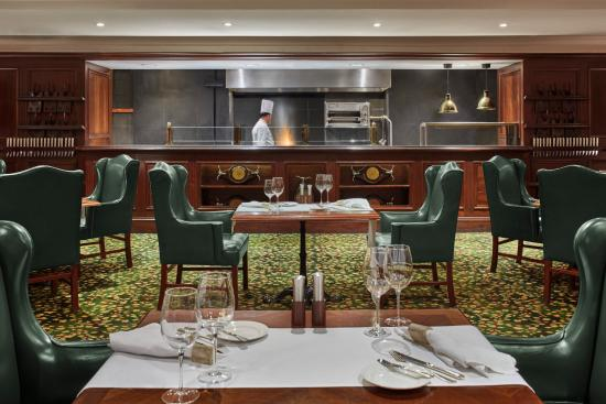 JW's Steakhouse: Enjoy the best Australian beef and succulent steak with delicious sides at one of the most exqui