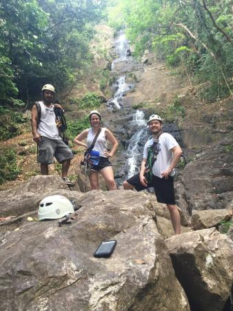 Belize Jungle Masters: On the hike