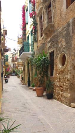 Plakias, Grecia: Old town, Chania