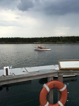 Sebasco Estates, ME: The Ruth excursion boat
