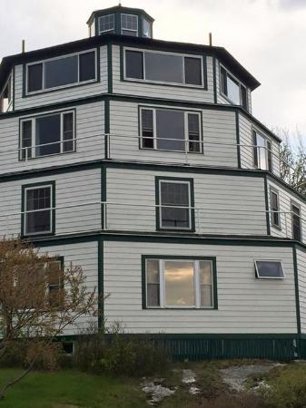 Sebasco Estates, ME: Lightouse accommodations