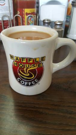 Raleigh Durham Airport Waffle House