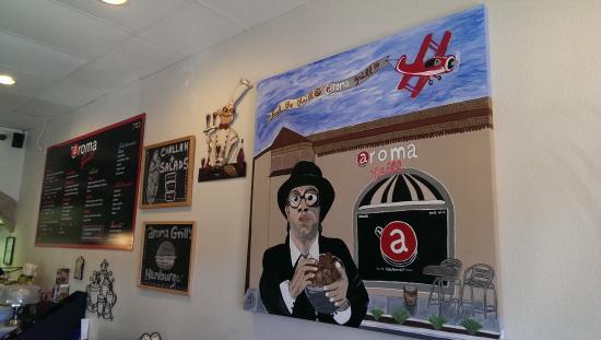 Cafe Aroma San Antonio