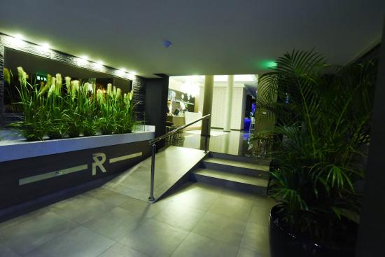 Rise Hotel: The Rise Lobby