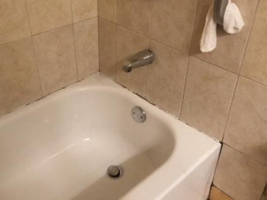 Norwich, Κονέκτικατ: Bathroom needs to be cleaned/refurbished