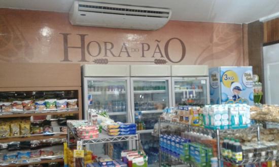Hora Do Pao