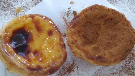 Pastelaria Beira Mar: Pastéis de nata de Beira Mar