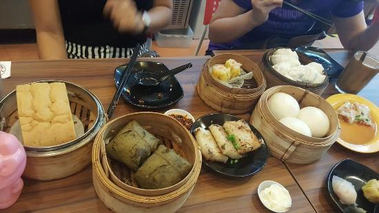 Hong Kong Dim Sum Cafe