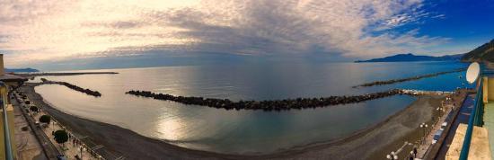 Hotel San Pietro: Vista mare dalla terrazza