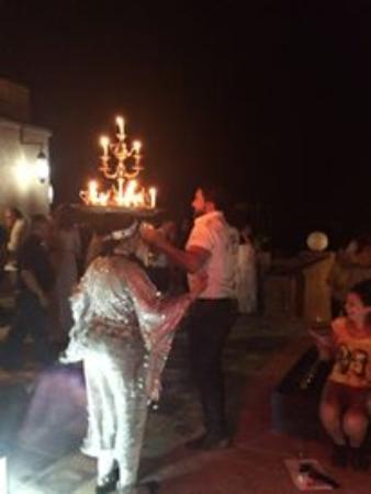 Oumnass, Morocco: Soirée à Shemsmoon