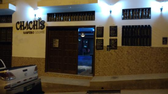 Chachis Gastro Lounge