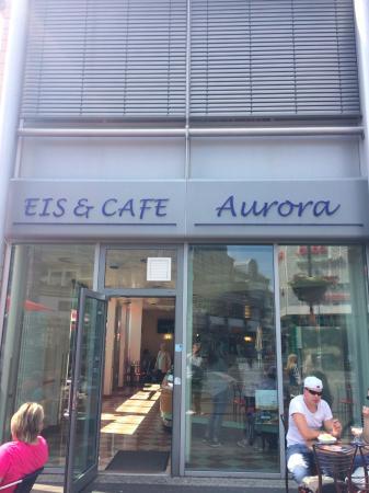 Catania - Eiscafe Aurora
