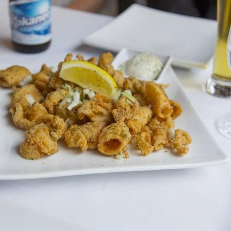 Ladner, Canadá: Calamari (guest photo)