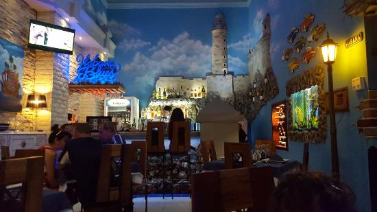 Restaurante Habana Blues
