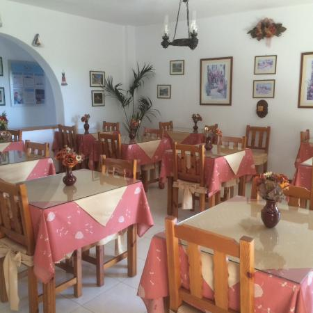 Hotel Costas Mary: Breakfast room