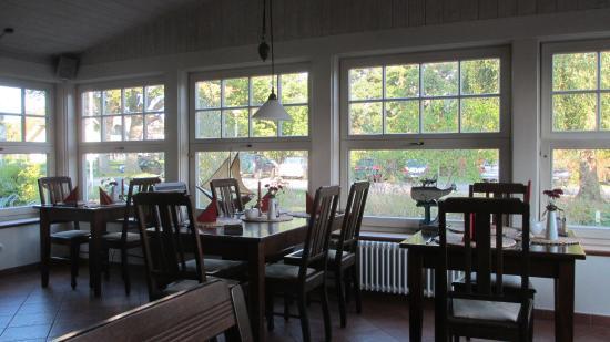 Inneneinrichtung Restaurant Und Pension Walfischhaus Born A. Darß