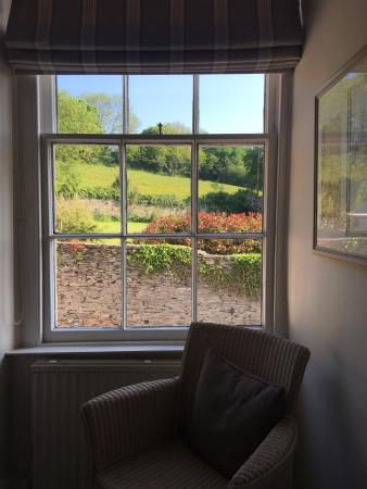 Ermington, UK: Great little single room. Nice view to wake up to.