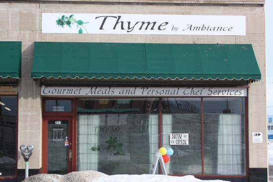 Thyme Fine Dining