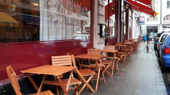 2 La Rue : Cuisine Bistronomique