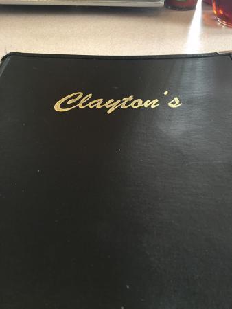 Clayton's Coffee Shop: photo1.jpg