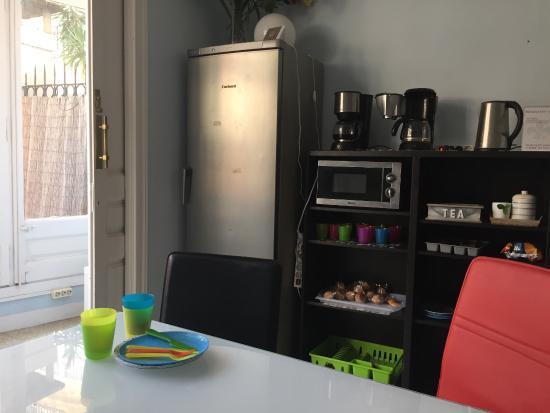 De Lis Guesthouse : Aufenthaltsraum inkl Frühstücks-Buffet