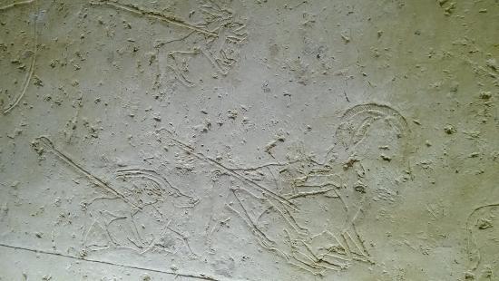 Asyut, Αίγυπτος: داخل مقابر مير الاثرية