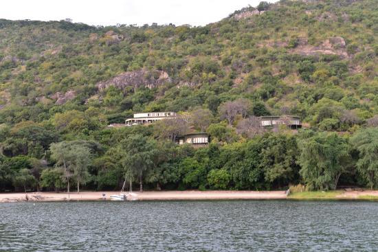 Pumulani: Hotelanlage