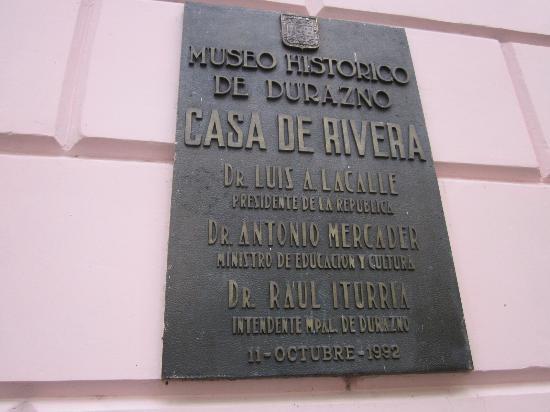 Museo Historico de Durazno