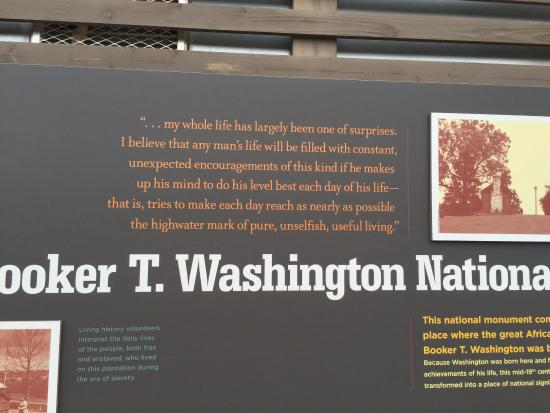 Booker T. Washington National Monument: photo1.jpg