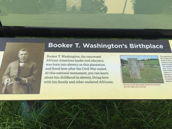 Booker T. Washington National Monument照片