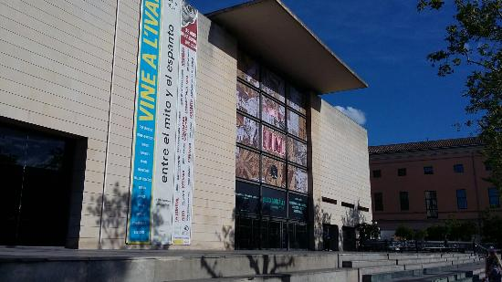 Resultado de imagen de El Institut Valencià d'Art Modern (IVAM)