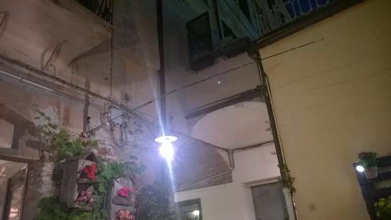 Canna da pesca con lampada foto di garbassu varazze tripadvisor