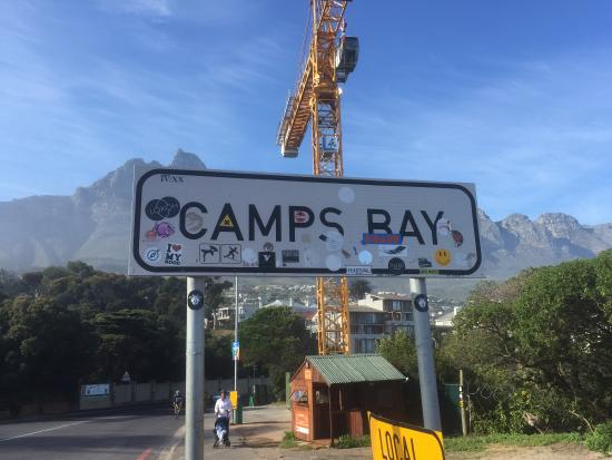 Camps Bay, Zuid-Afrika: photo1.jpg