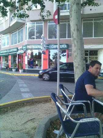 Cafeteria Manuel Navalon Gomes