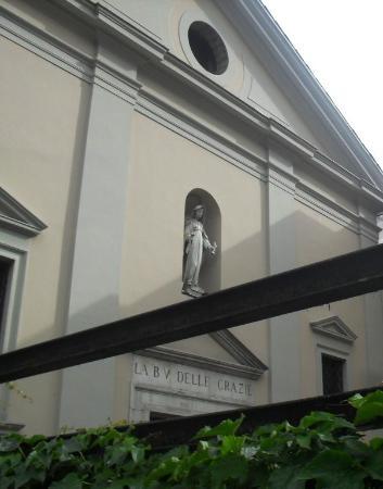 Chiesetta di Santa Maria delle Grazie