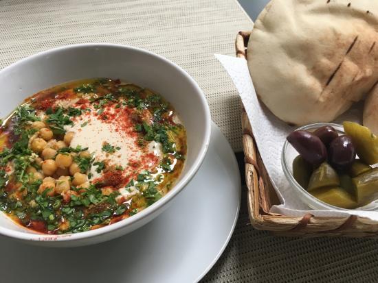 Feinberg's: Hummus
