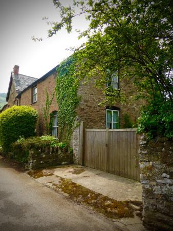 Skenfrith, UK: Skenrith houses