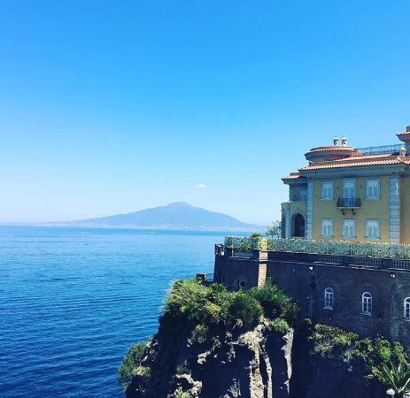 Sant'Agnello, Ιταλία: Hotel Corallo Sorrento