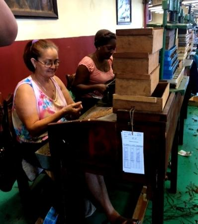 La Corona Cigar Factory Tour