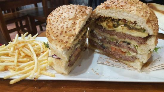 Stick Burger