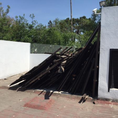 Clarum 101: The rooftop terrace
