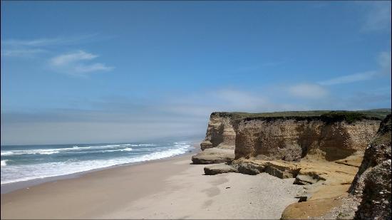 Pomponio State Beach照片