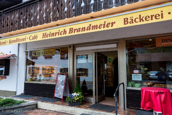 Heinrich Brandmeier Backerei Konditorei & Cafe