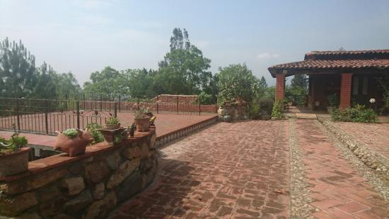 San Andres Huayapam, Mexico: Bonito, romántico y agradable