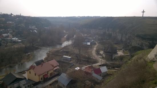 Kamianets-Podilskyi, Ucrania: Smotrych River Canyon