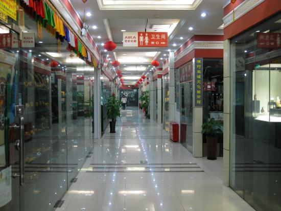 International exchange market