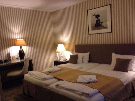 Best Western Plus Hotel Ambra Picture Of Ambra Hotel Budapest Tripadvisor