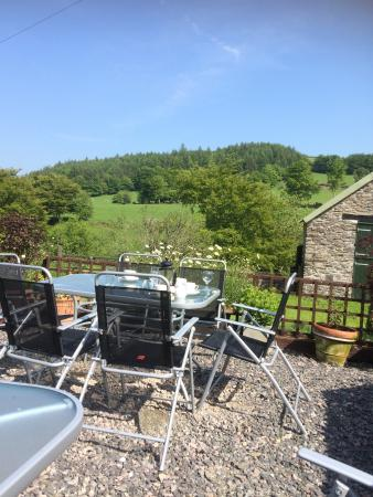 Hinam Farm: Beautiful location great cream tea and could not be more friendly 10/10